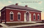 Jesup Memorial Library, Bar Harbor, ME