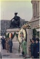 Jimmy Carter lays a wreath at the Mexican Independence Monument during state visit to Mexico. - NARA - 183485.tif