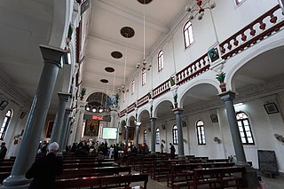 Catholic Church in China French sphere of influence in Shanghai, China