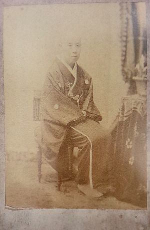 Tokugawa Iemochi - Jitsujoin, Iemochi's mother