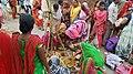 Jivitputrika celebration in varanasi.jpg