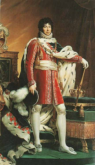 Kingdom of Naples (Napoleonic) - Joachim Murat as King of Naples, c.1812