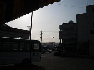 Joam-ri - Image: Joam Bus Terminal