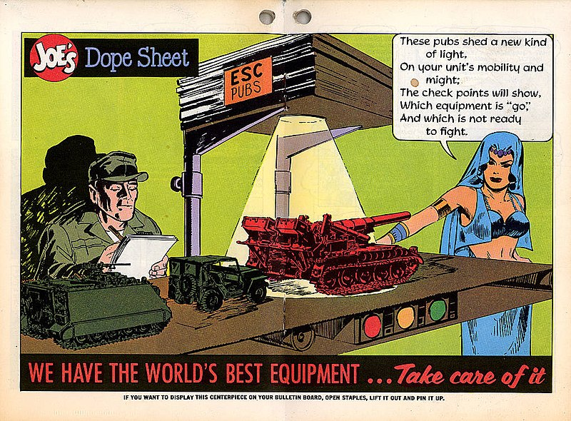 File:Joe's Dope Sheet (Issue 137 1964 page032 page033) (16628654177).jpg