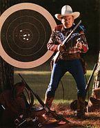 Joe Bowman Straight Shooter