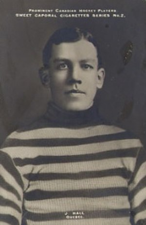 Joe Hall - Postcard of Joe Hall