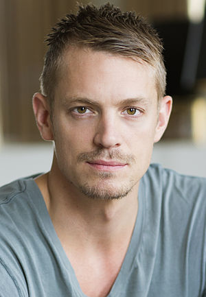 46th Guldbagge Awards - Joel Kinnaman, Best Actor winner
