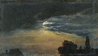 Clouds in Moonlight