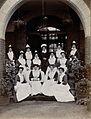 Johannesburg Hospital, South Africa; nursing staff. Photogra Wellcome V0029370.jpg