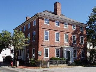 John Cabot House