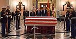John Glenn in Repose at the Ohio Statehouse (NHQ201612160013).jpg