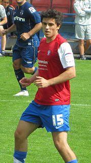 John McReady English association football player