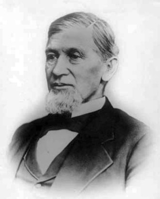 University of Illinois at Urbana–Champaign - John Milton Gregory, the university's first president