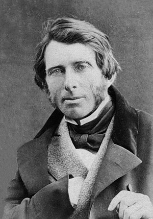Kenneth Clark - John Ruskin, whose writings inspired the young Clark