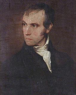 John Scarlett Davis English painter