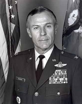 John A. Warden III - Colonel Warden as Commandant of the Air Command and Staff College (1992)