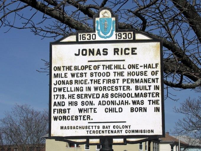Jonas rice