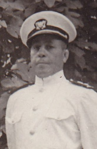 Hispanics in the United States Coast Guard - Image: Joseph B Aviles