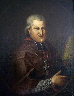 Prince-Provost - Joseph Konrad von Schroffenberg, last Prince-Provost of Berchtesgaden, c. 1790
