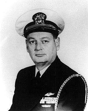 Joseph F. Enright - Joseph Enright in 1957