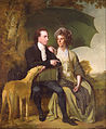 Joseph Wright of Derby - The Rev. and Mrs. Thomas Gisborne, of Yoxhall Lodge, Leicestershire - Google Art Project.jpg