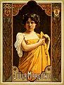 Julia Marlowe, Broadway poster, 1899.jpg