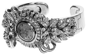 Coster Diamonds - The watch of Queen Juliana