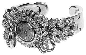 Coster Diamonds - The watch of Queen Juliana