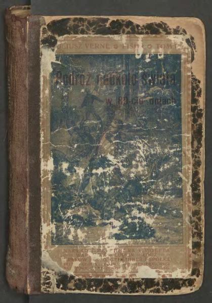 File:Juliusz Verne-Podróż naokoło świata w 80-ciu dniach.djvu