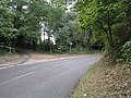 Junction of Kingspit Lane and Riverhill Lane near Flexham Park - geograph.org.uk - 258185.jpg