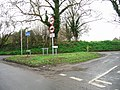 Junction of Way Hill, Grinsell Hill and The Lanes. - geograph.org.uk - 306115.jpg