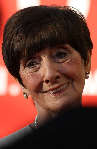 June Brown - Brown at the 2009 BAFTA Awards