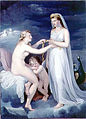 Juno Borrowing the Girdle of Venus by Guy Head.jpg