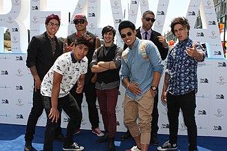 Justice Crew - Justice Crew in October 2012