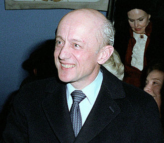 Conservative Party (Norway) - Former Prime Minister and Chairman Kåre Willoch
