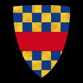 """K-040-Coat of Arms-CLIFFORD-Robert de Clifford (""""Robert, le seignour de Cliffort"""").png"""