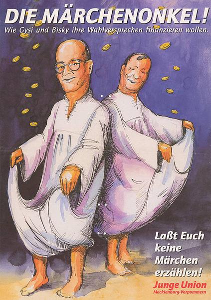 File:KAS-Politischer Gegner, Gregor Gysi und Lothar Bisky-Bild-38604-3.jpg