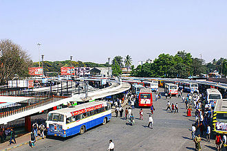 Kempegowda Bus Station - Image: KBS 1