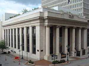 Central Library (Kansas City, Missouri) - Kansas City Public Library, Central Branch
