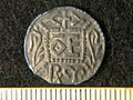 KENT-2844F3. EARLY MEDIEVAL. COIN. Offa penny. OBVERSE VIEW. (FindID 110242).jpg