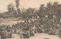 KITLV - 101096 - Kleingrothe, C.J. - Medan - Women at a market Pangoeroean on Samosir - circa 1905.tif
