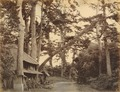 KITLV - 89902 - Beato, Felice - House on the Tōkaidō road in Japan - presumably 1863-1865.tif