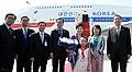 KOCIS Korea President Park Xian Airport 20130629 03 (9206752576).jpg