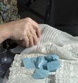 KOF, bilder till folder. Konservering av textil - Livrustkammaren - 33060.tif