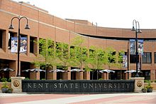 Kent State University - Wikipedia on kent school campus map, celebration health campus map, defiance college campus map, kent parking map, hiram college campus map, columbus state community college campus map, stark state college campus map, kent state university map pdf,