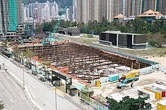 Kai Chuen Court Phase 2 And Kai Cheung Court Under Foundation Works In April 2020.jpg