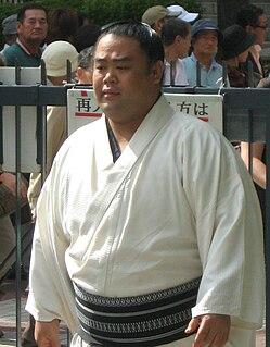 Kakizoe Tōru Sumo wrestler