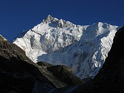Kanchenjunga, the third highest mountain in the world, lies partially in Sikkim