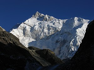 Khangchendzonga National Park - Mt. Kanchenjunga from Goecha La pass, Khangchendzonga National Park, Sikkim