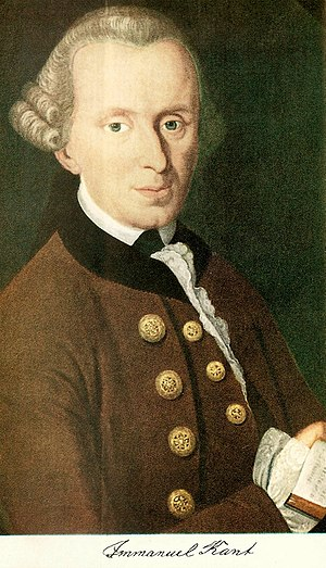 Cosmopolitanism - Immanuel Kant, who argued for a ius cosmopoliticum